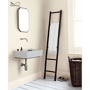 Dulux Bathroom+ Emulsion Paint Jasmine White 2.5L