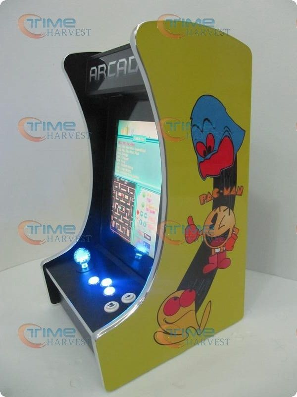 298.00$  Watch here - http://aliz0p.worldwells.pw/go.php?t=777259513 - 10.4 inch LCD Mini Table Cocktail Machine With Classical games 412 In 1 PCB/With Illuminated joystick and Illuminated button