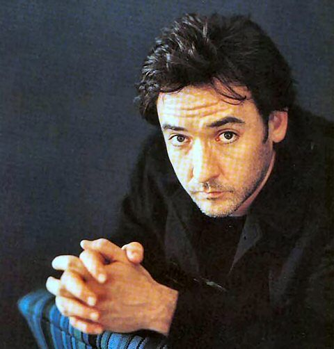 John Cusack. I think he's a great actor. He has a very distinct voice that can't be imitated.