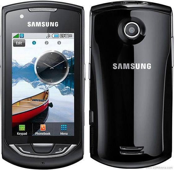 """This was the epitome of classiness, I loved this """"smart"""" phone. Samsung Monte."""
