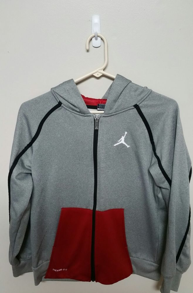 Boys Youth Air Jordan Jacket, excellent  Used Condition  #Jordan #Everyday