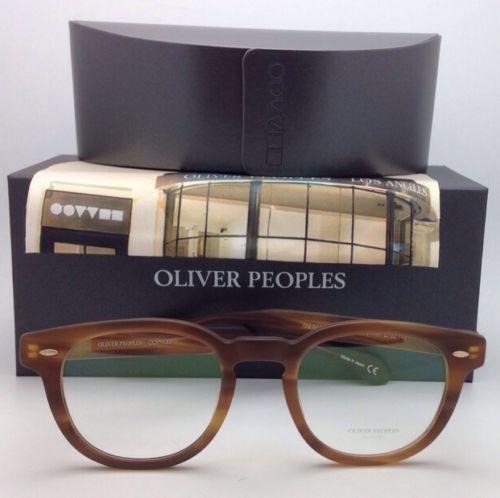 Oliver Peoples Eyeglasses Sheldrake OV 5036 1122 47 22 145 Matte Sycamore Frames   eBay