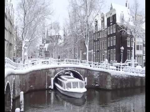 Amsterdam, Holland (Winter 2010) - YouTube