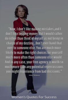Arlene Dickinson quote
