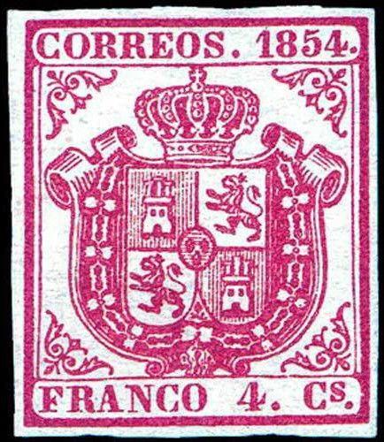 Escudo de Armas - 1854