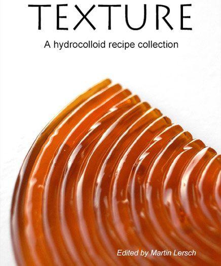 Recetas de cocina molecular Texture