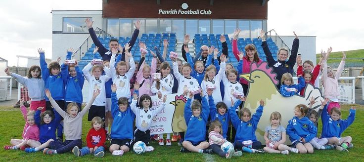 Penrith Angels receive cracking support from Laid With Love http://www.cumbriacrack.com/wp-content/uploads/2016/05/penrith-angels-squad-horrah-800x357.jpg As their squad continues to grow, the Penrith AFC Angels under 8 girls football team have cracked a deal with the Lakes Free Range Egg Company    http://www.cumbriacrack.com/2016/05/27/penrith-angels-receive-cracking-support-laid-love/
