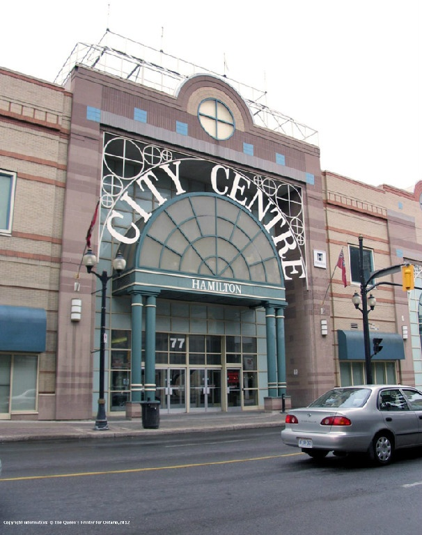 Hamilton City Centre Mall - check out their Busy Bee Shoppers Village in August