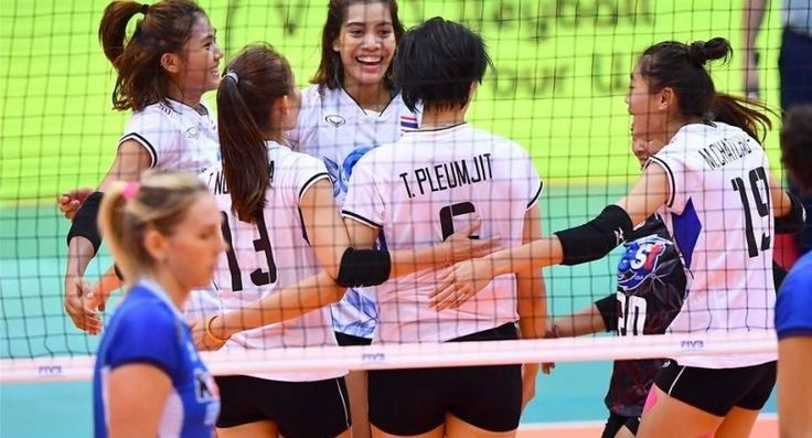 With Italy playing without two key players Fatime Miryam and Paola Egonu, Thailand cruised past the formidable rivals in straight sets 25-13 25-21 25-20 at their last Pool H encounter of the 2017 FIVB World Grand Prix at the Hua Mark Indoor Stadium on Sunday.