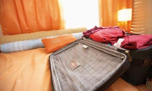 Como organizar a mala para viagens de um fim de semana