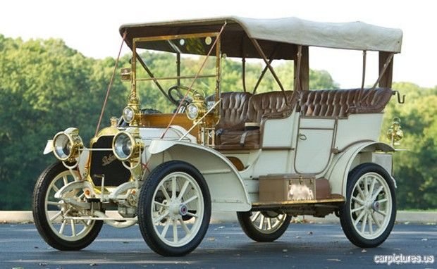 1909 Packard Model 18 Touring - (Packard Motor Car Company Detroit, Michigan 1899-1958)