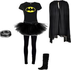"""Batwoman"" by balesa112 on Polyvore"