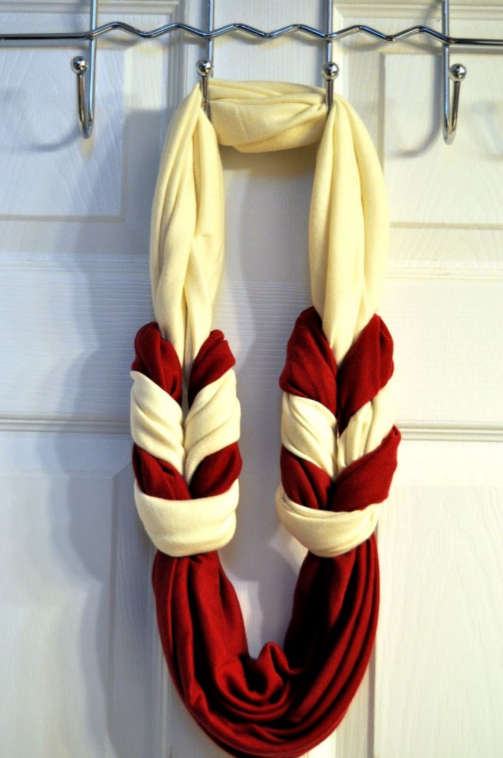 How To: Braided Scarf from Put Up Your Dukes