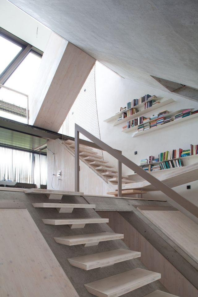 Bezaubernde Interieur Design Idee eines modernen Stadthauses in ...