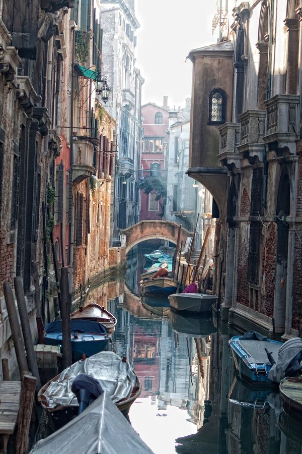 Venice, Italy. One day I want to ride a Gondola with the man I love.                                                                                                                                                                                 More