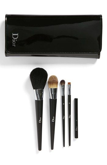Dior 'Backstage Brush' Set available at #Nordstrom. My Brush Betty. #welovemakeupbrushes
