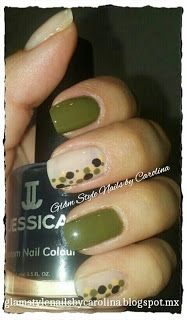 "**FOR DETAILS FOLLOW MY BLOG OR DO ""LIKE"" TO MY FACEBOOK, would be great!! All comments are welcome!!!**  What about this for the weekend?.  Today I was thinking to do something simple but classy and with a color combo that is not really common. The fabulous green of Jessica that for me is a kind of olive green is one of my favorites!!!.. And it's great to use it for a casual weekend!. What do you think?."