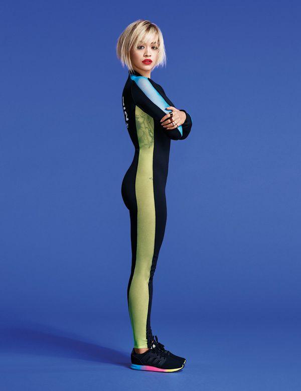 首度牵手 Rita Ora, adidas Originals by Rita Ora 2014 秋冬系列亮相 | 理想生活实验室