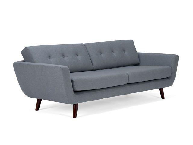 Best 20+ Retro Sofa Ideas On Pinterest | Retro Home, Living Room ... Wohnzimmer Im Retro Look