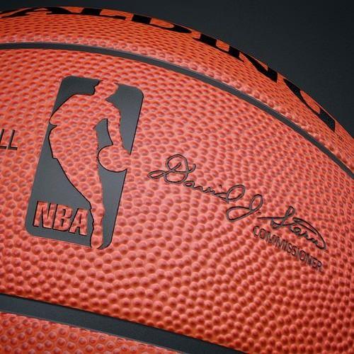 Spalding NBA Official Basketball Game Ball...