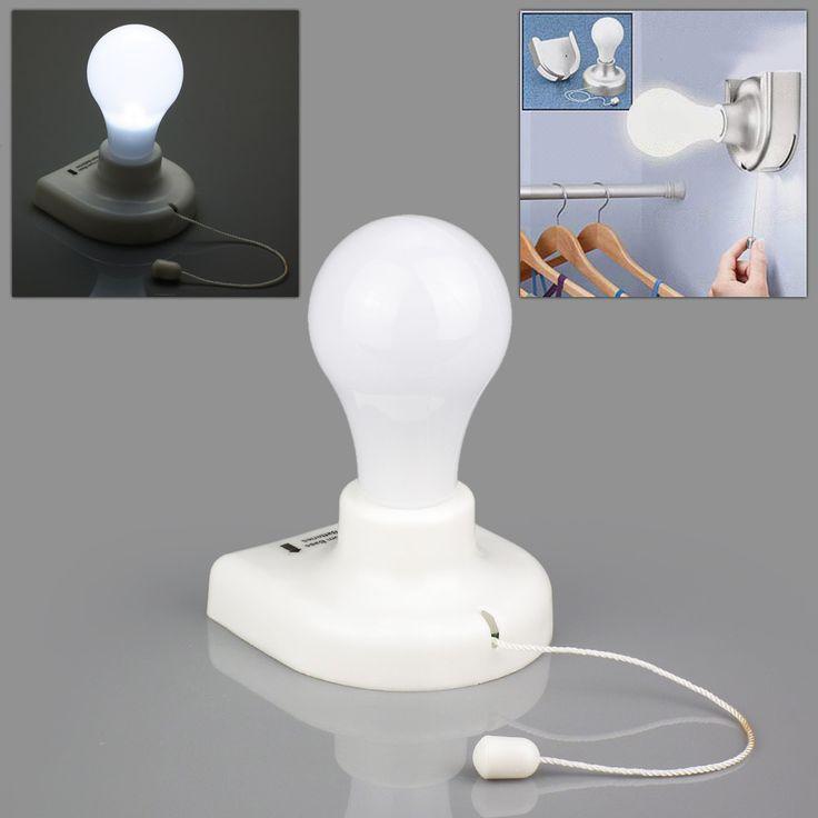 Pilli Led Ampül Stick Up Bulb