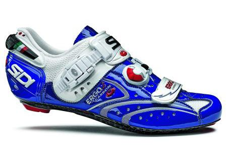 Sidi Egro Blue Carbon Cycling Shoes Foot Wear