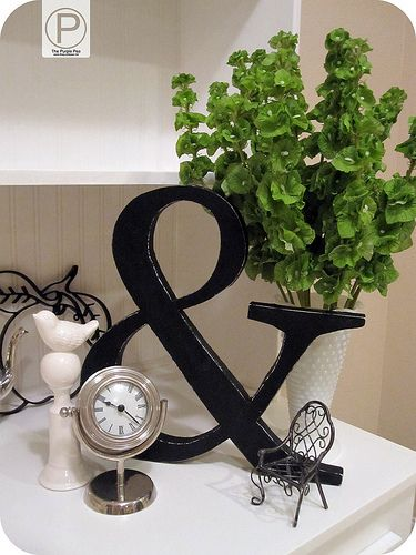 Ampersand Wall Decor 60 best ampersand decor images on pinterest | home, architecture