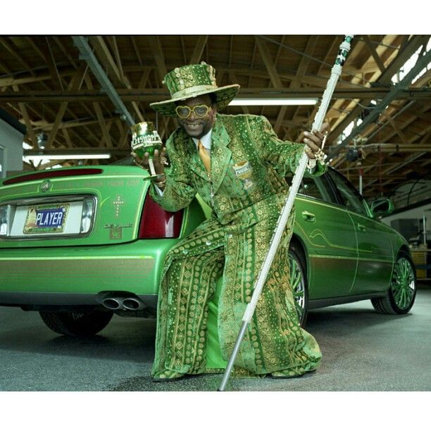 "Chevy Keychains The Don ""Magic"" Juan Cadillac 