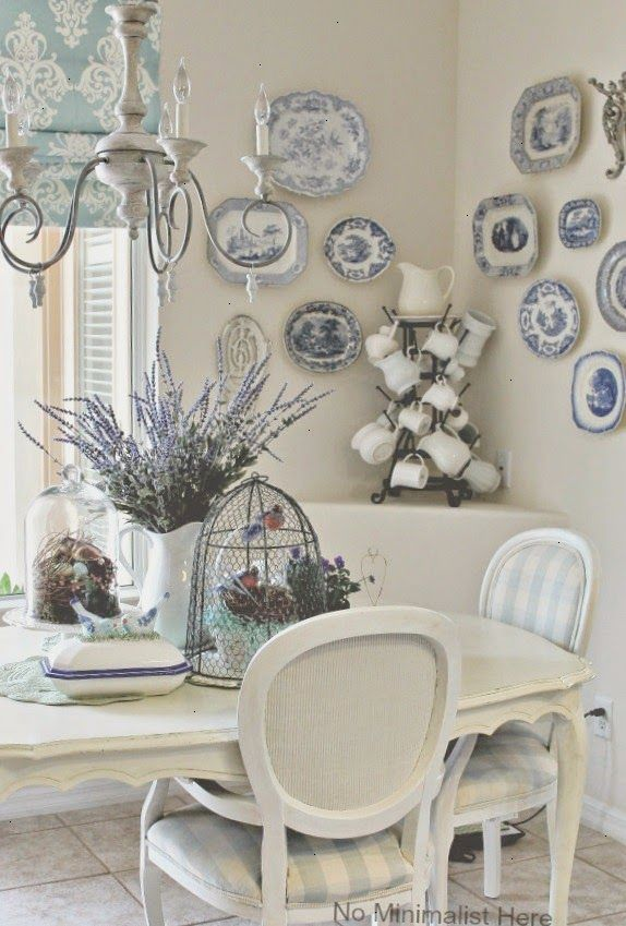 No Way Shabby Chic Country Cottage Decorating Ideas View French Country Dining Room Decor French Country Dining Room French Country Living Room