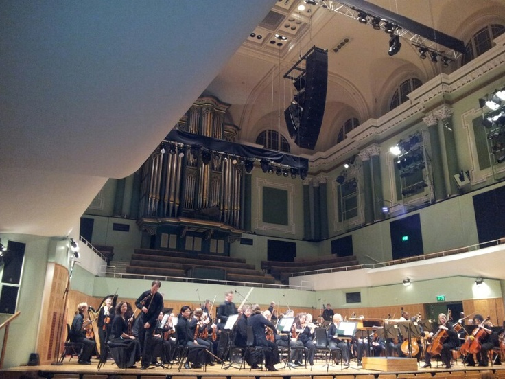 National Concert Hall Dublin plays Linda Buckley's compositions