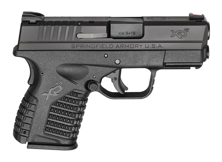 "XD-S 3.3"" 9MM Handguns 