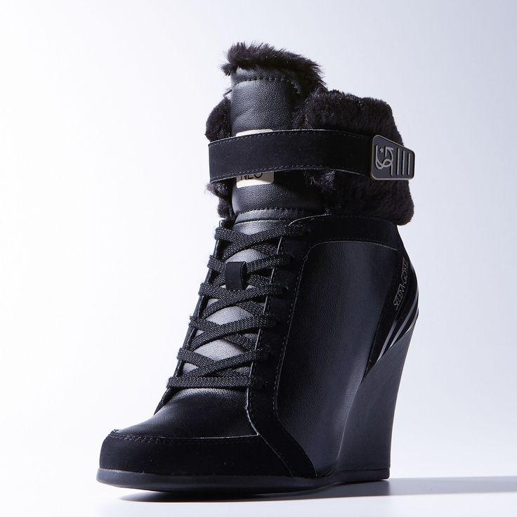adidas neo winter wedge sg selena gomez