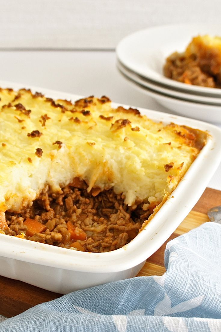 Mum's Shepherd's Pie: 5 stars. 60 reviews. Thanks Mum for this delicious winner!