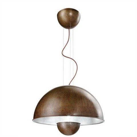 Suspensie Galileo este o lustra cu design clasic, cu diametre de la 40cm la 80cm corpul din fier, echipata cu fasung-uri G12 pentru becuri cu iodura. Aspectul ei deosebit o face potrivita pentru locatiile decorate rustic. Mai multe lampi de la brandul Il Fanale va rugam vizitati TLB Electro corpuri de iluminat: http://www.tlbelectro.ro/corpuri-de-iluminat-galileo-lustra-design-clasic-brand-il-fanale.html