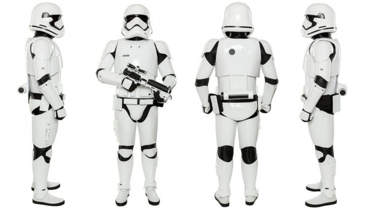 Anovos introduces most authentic Stormtrooper First Order costume
