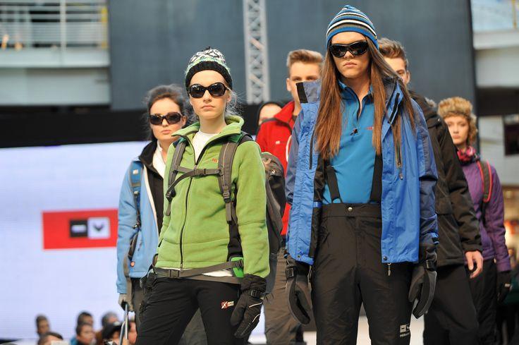 Pokaz HI MOUNTAIN, 8. Manufaktura Fashion Week/Fast Fashion, fot. Łukasz Szeląg.  #fashionweekpoland #fashionweekpl  #fall #trends #fashionphilosophy #fashionaddict #manufaktura