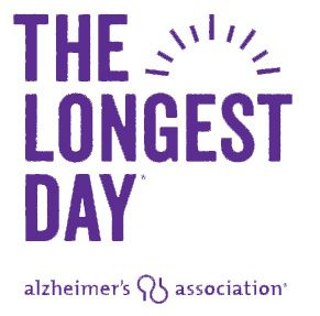 Today is The Longest Day! From sunrise to sunset we're honoring individuals and families living with Alzheimer's disease. www.thelongestday.alz.org