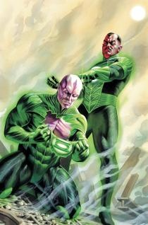 Flashpoint: The World of Flashpoint Featuring Green Lantern (due out 2012.03.21)