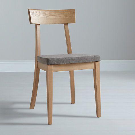 Buy John Lewis Akemi Chair, Ash Online at johnlewis.com
