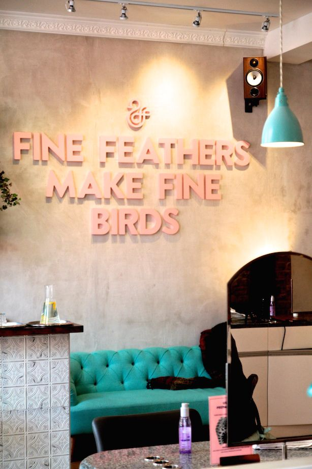 Duck & Dry Blow Dry Bar Chelsea- Our favourite blow-dry bar in London!