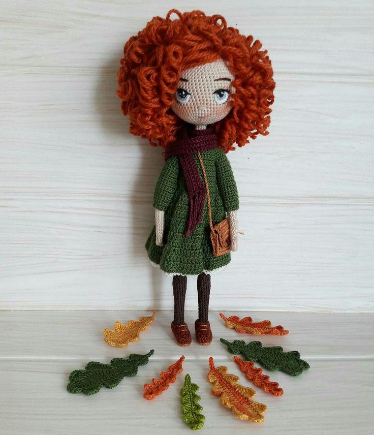 Amigurumi Doll : Best 25+ Amigurumi doll ideas on Pinterest Crochet dolls ...