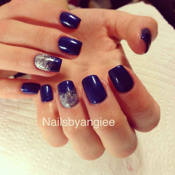 Gel Polish Nail Designs: 17 Best Ideas About Simple Gel Nails On Pinterest