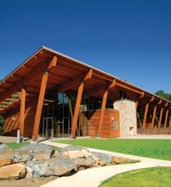 New Sustainable Nature Center In Columbia, Maryland