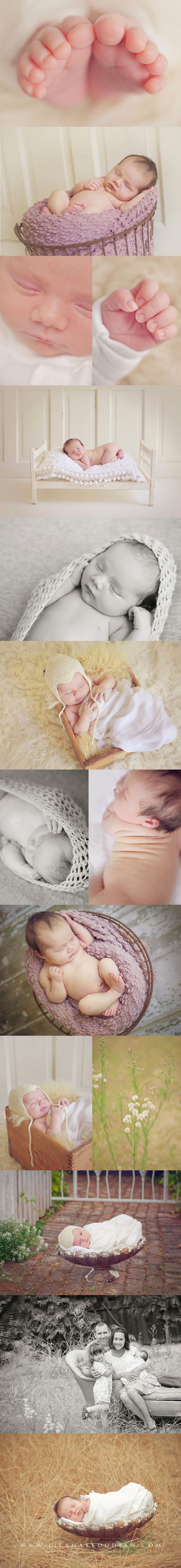 swoon worthy newborn session!
