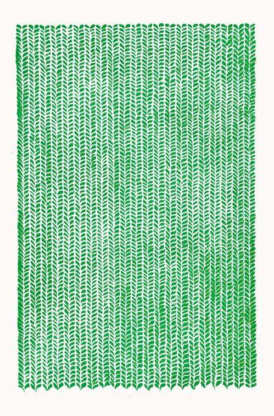 Stockinette Green Art Print: Springtim Green, Beautiful Patterns, Art Prints, Green Green, Beautiful Green, Green Prints, Green Art, Green Patterns, Grass Patterns