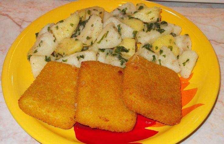 Tökéletes rántott sajt recept   APRÓSÉF.HU - receptek képekkel