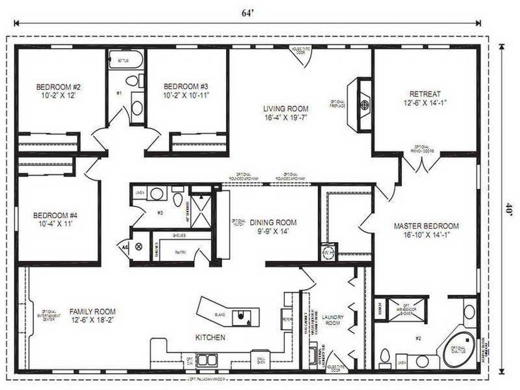 Stunning Manufactured House Plans Contemporary - Today designs ...