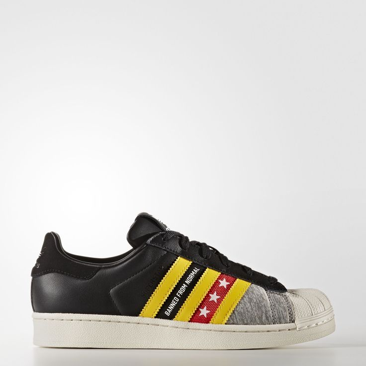 adidas - Superstar Shoes $90 8.5