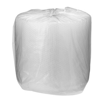 Bubblewrap 50m - 50m roll of bubble (375mm wide), perforated at 50cm intervals for easy tear off on the go.