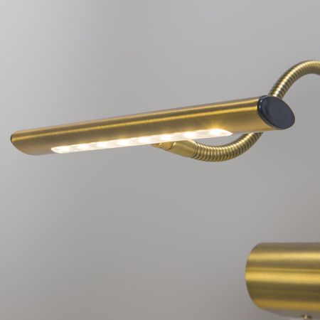 Perfect Wall Lamp Tableau LED Matte Gold